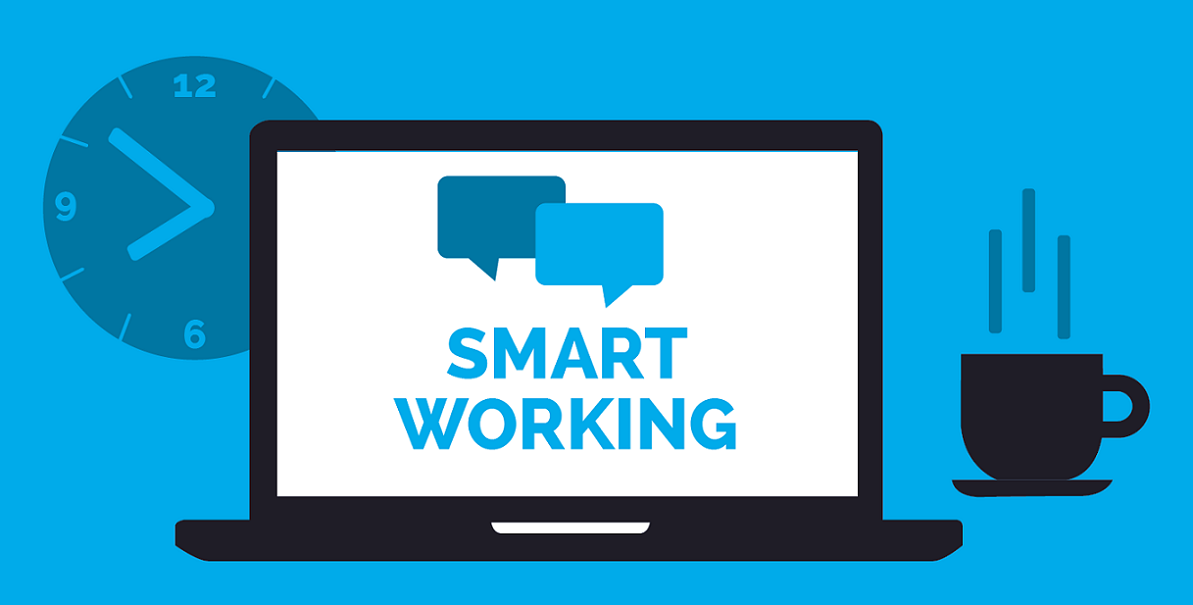 smart working con sonicatel