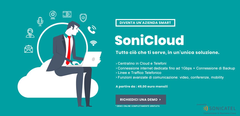 sonicloud centralino in cloud voip telefonia wlr costi centralino pescara abruzzo chieti